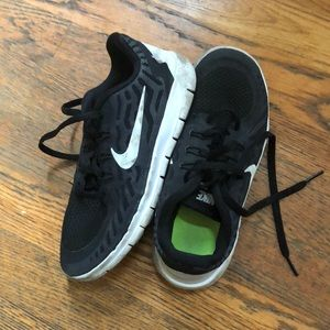 Black Nike's